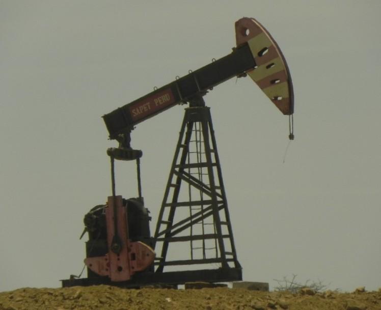 Poços de Petróleo
