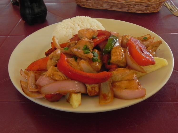 Cocina Peruana ... buenassa !