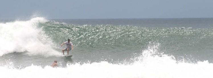 Tiburón em Popoyo