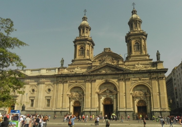 Plaza de Armas - Catedral