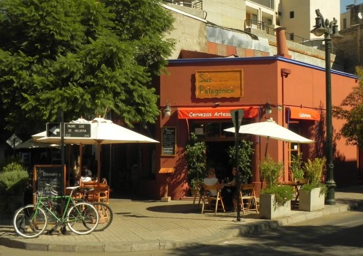o Patagônia Resto Bar: cordeiro com alfajor
