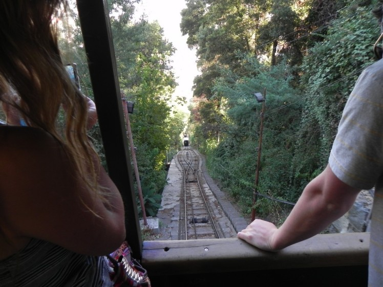 Descida do Funicular