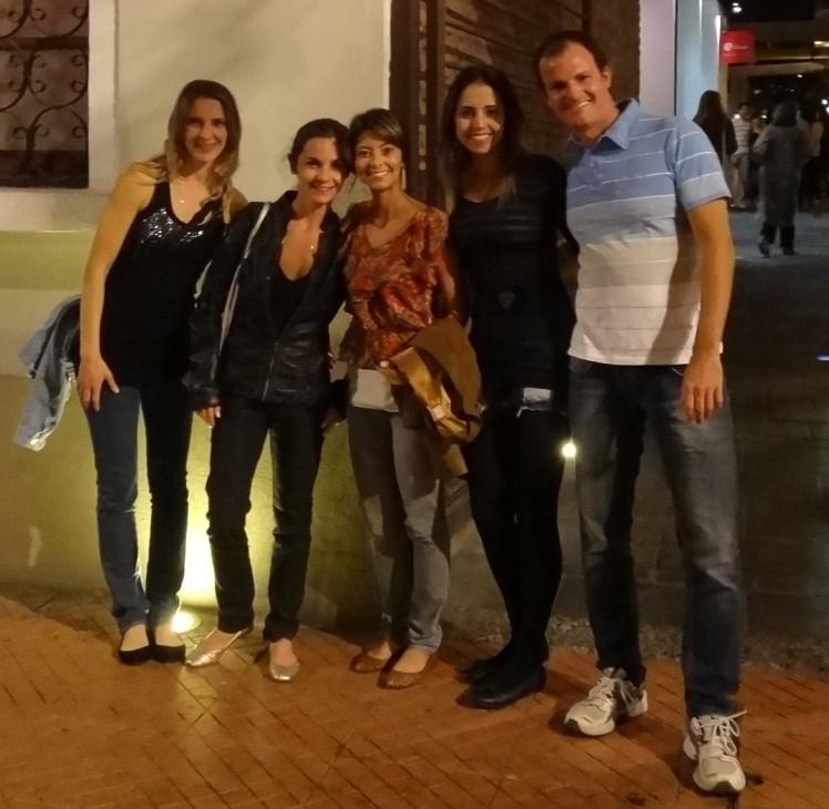 Invasão Brasileira (Com Giovana, Fabiana, Cilá e Greicy)