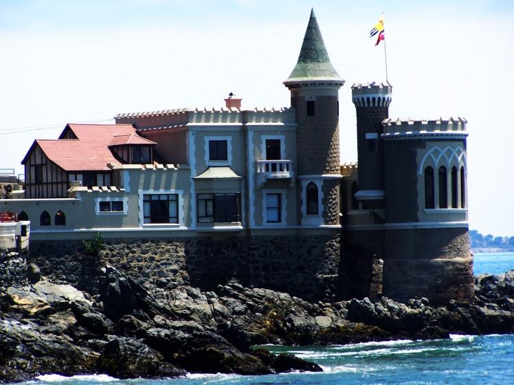 Castillo Wulf - Viña Del Mar
