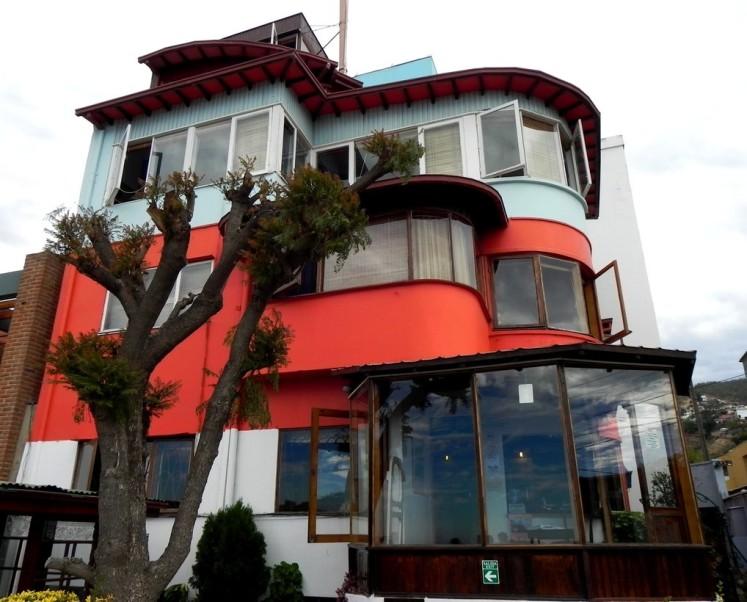 La Sebastiana. Valparaiso
