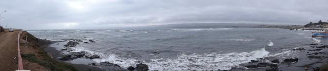 Panoramico de La Puntilla - Pichilemu