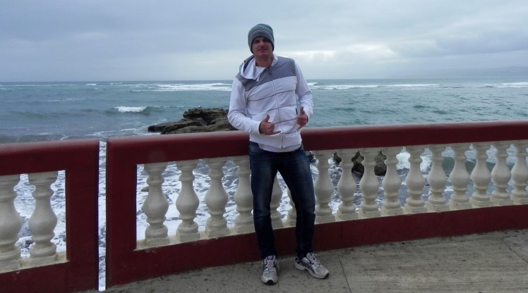 Pichilemu - Malecón de La Puntilla