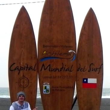 Capital Mundial Del Surf - Pichilemu