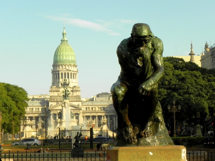 Pensador de Rodin
