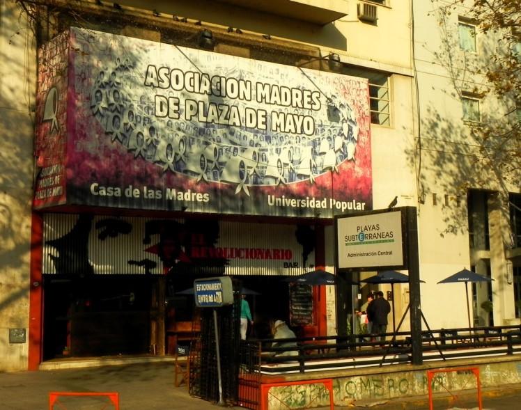 Asociacion Madres de Plaza de Mayo
