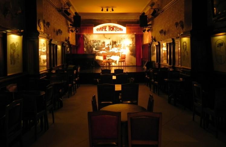 Tangueria do Café Tortoni