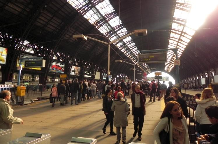 Estação de Trens Retiro