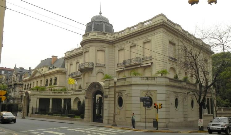 Palacetes da Av. Alvear