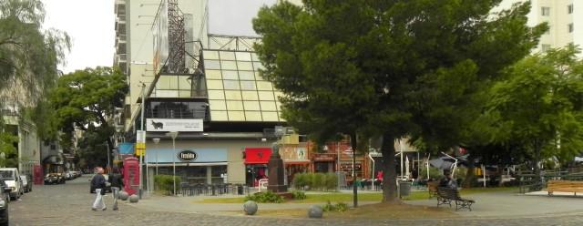 Boulevard da Recoleta