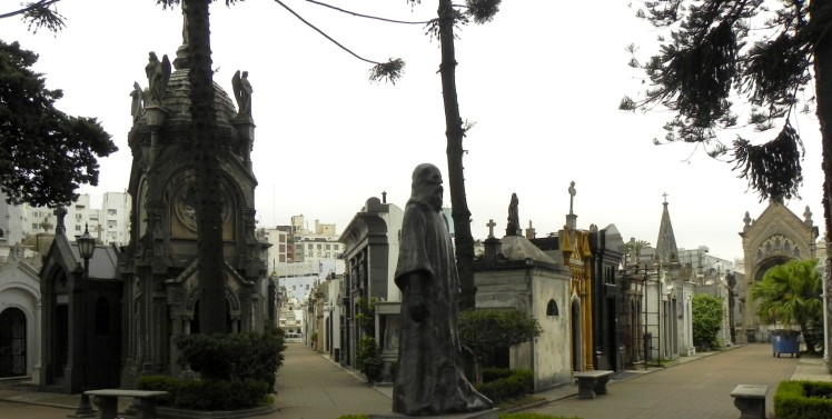 Cementerio da Recoleta