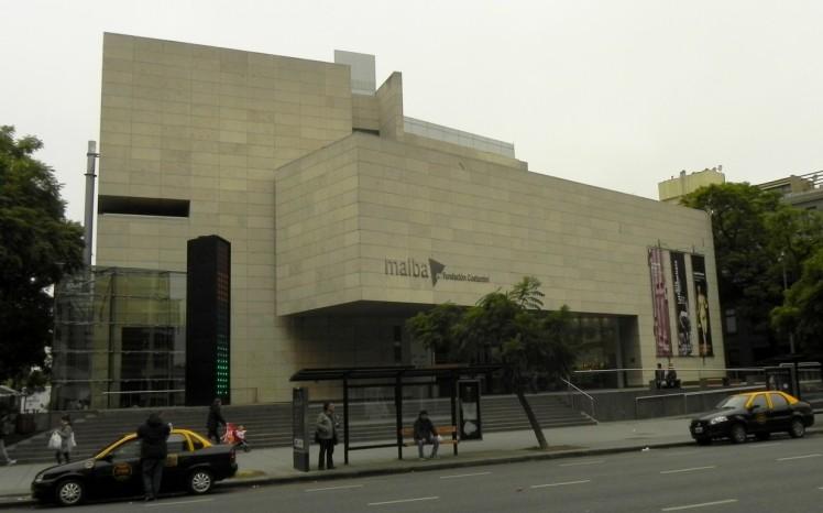 MALBA - Museu de Arte Latino Americano de Buenos Aires