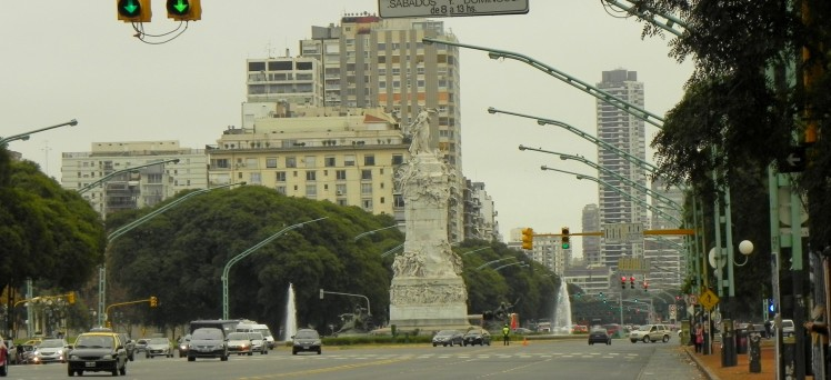 Monumento de Las Cuatro Regiones Argentinas