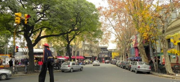 Plaza Serrano - Palermo Soho