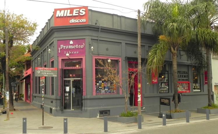 Miles Discos