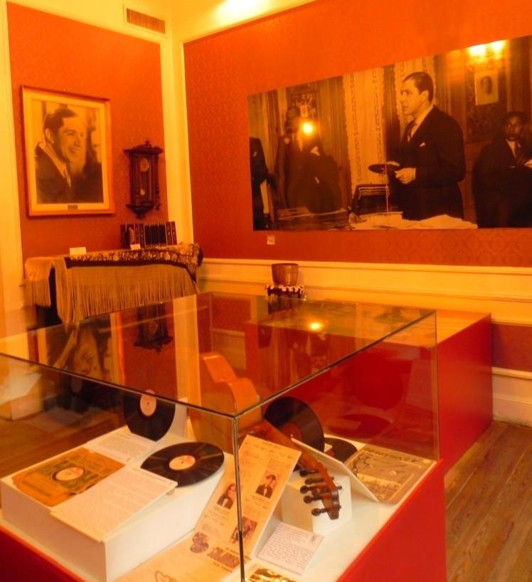 Museo Casa Carlos Gardel