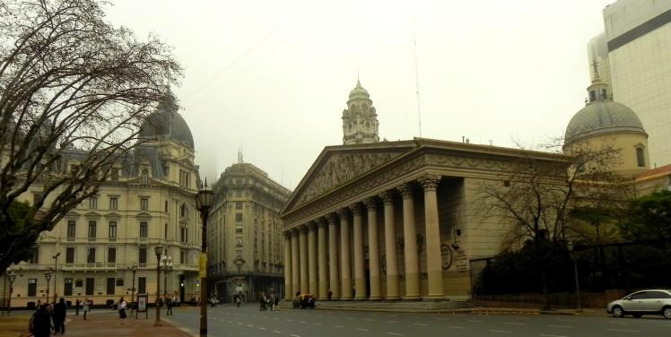 Plaza de Mayo / Cathedral de BsAs