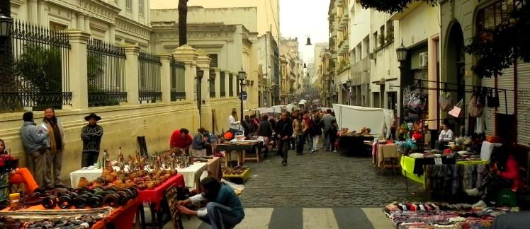 San Telmo - Feira de Antiguidades