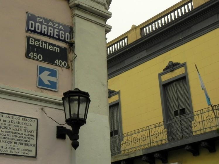 San Telmo - Plaza Dorrego