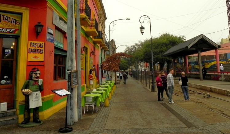 Calle Garibaldi