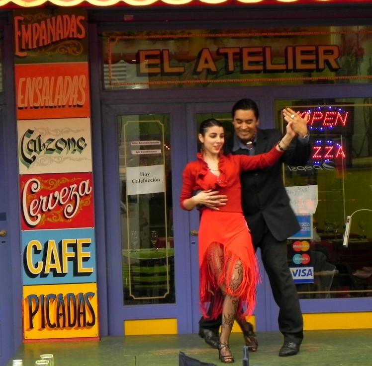 Tango no Caminito