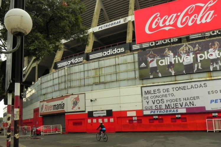 River Plate - Estádio Monumental de Nuñez