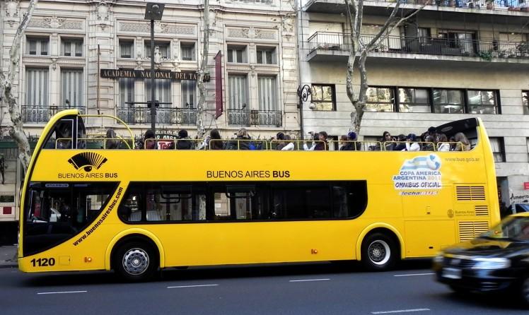 Bus Turístico de BsAs