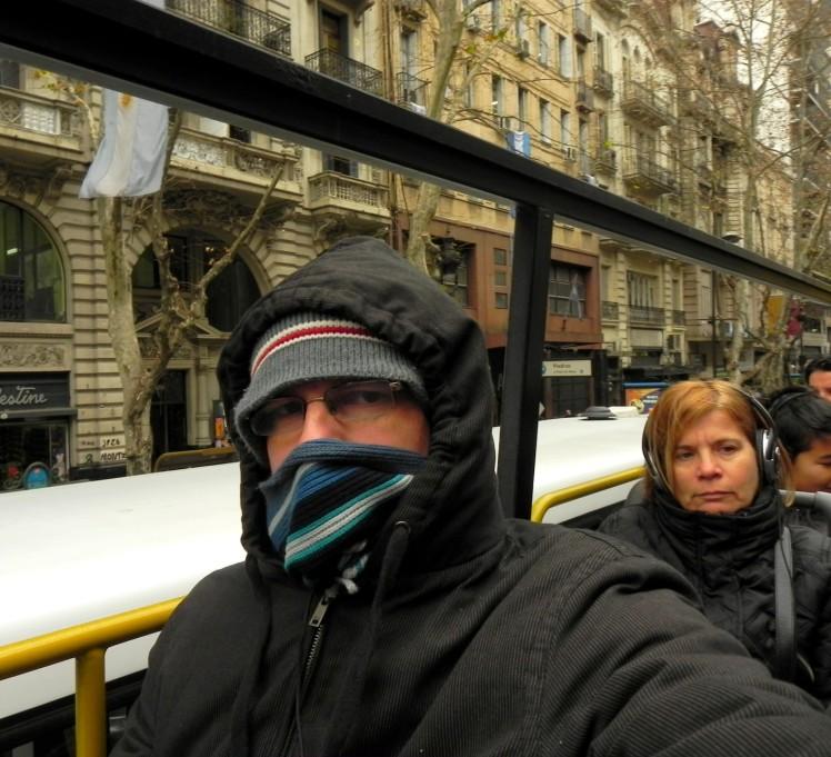 Buenos Aires Bus - Friaca !!