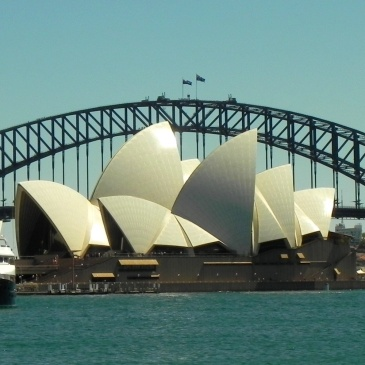 Opera House e Harbour Bridge