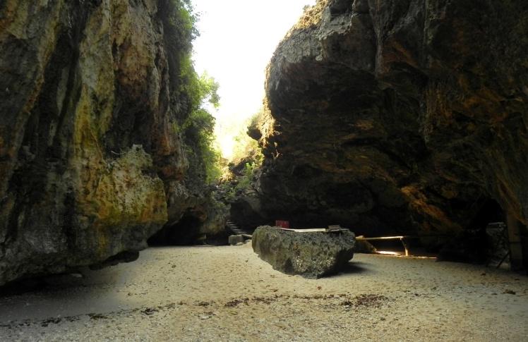 Uluwatu's Cave