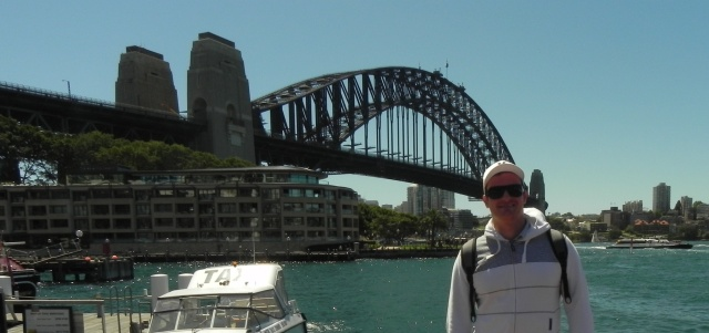 The Rocks - Harbour Bridge