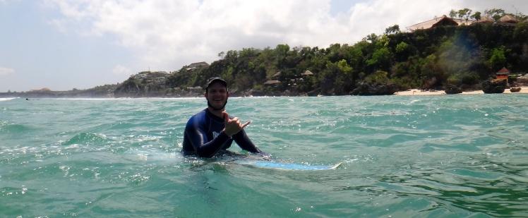 Tiburón em Paddang-Paddang