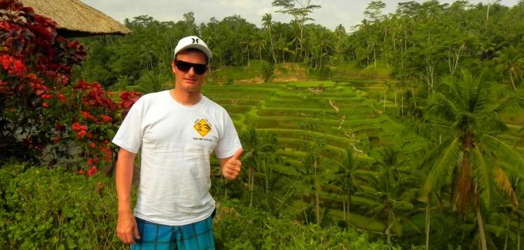 Ubud - Rice Terrace