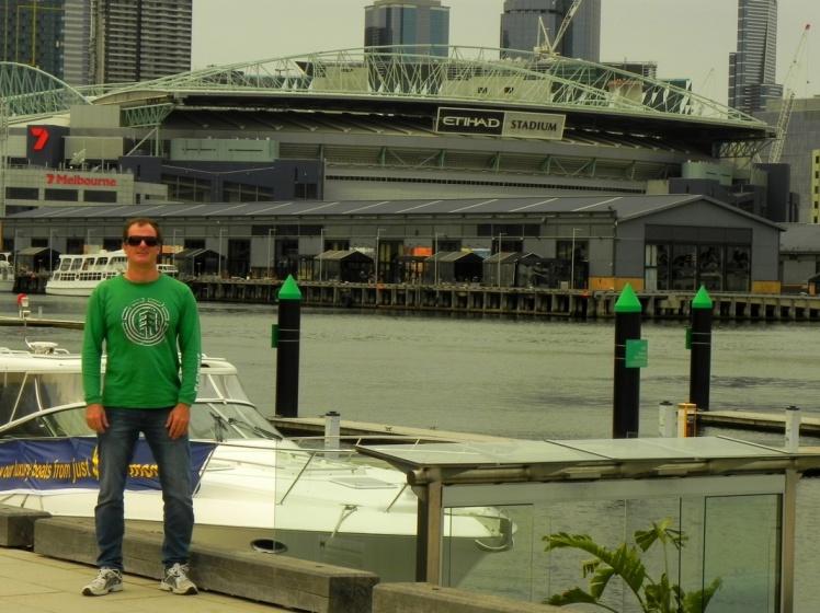 Melbourne - Etihad Stadium