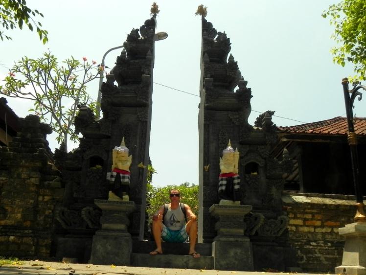 Nusa Dua - Templo Jalan Pura Geger