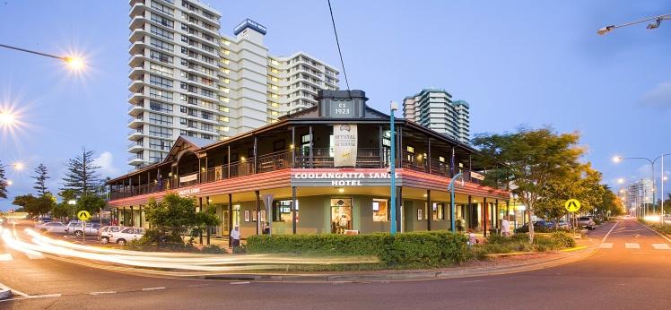 Coolangatta Sands Hostel