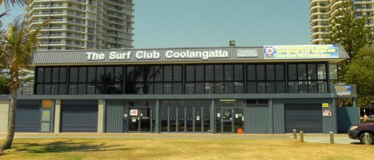 Surf Club Coolangatta