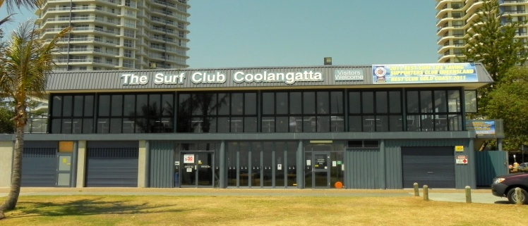 Surf Club Coolangatta