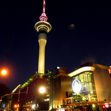 Sky Tower - Auckland