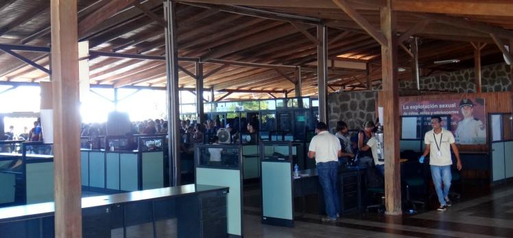 Aeroporto de San Cristobal