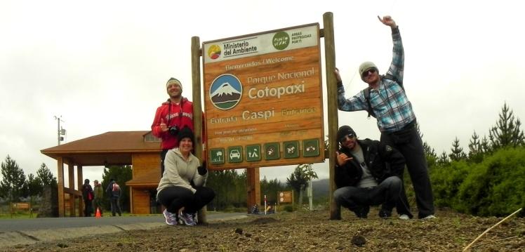 Parque Nacional do Vulcão Cotopaxi