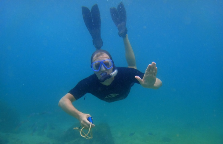 Snorkeling em Isla Lobos
