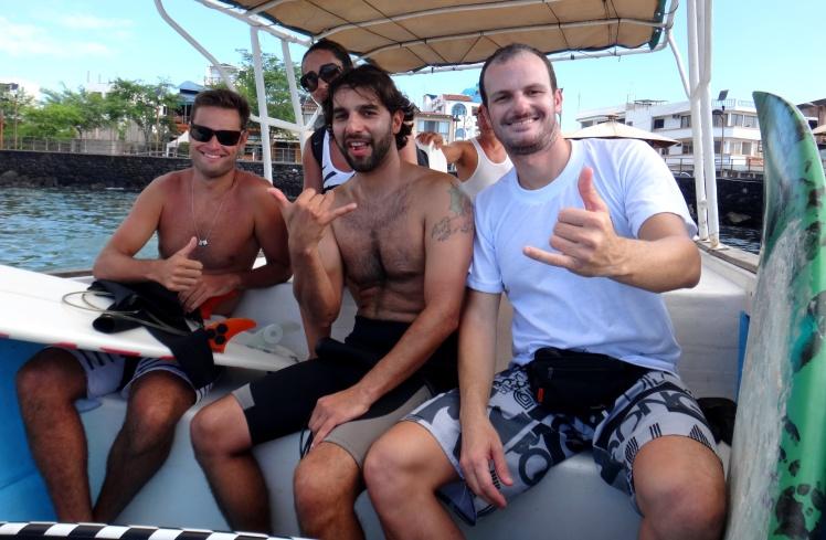 Taxi-Boat para Tongo Reef