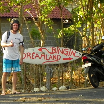 Bingin-Dreamland