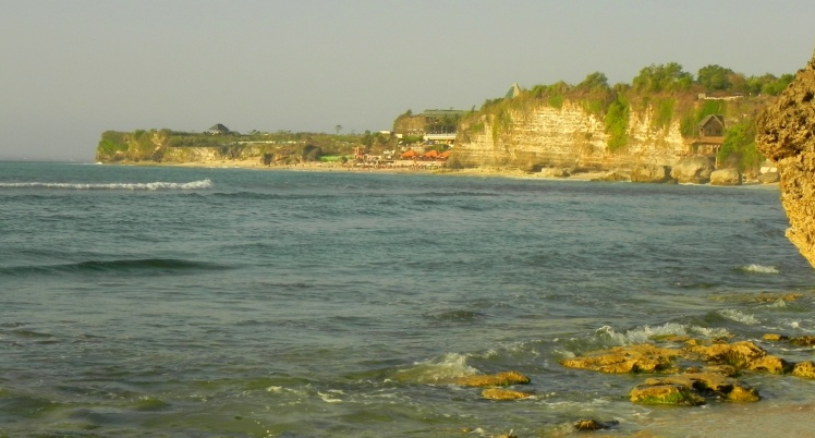 Dreamland vista de Bingin