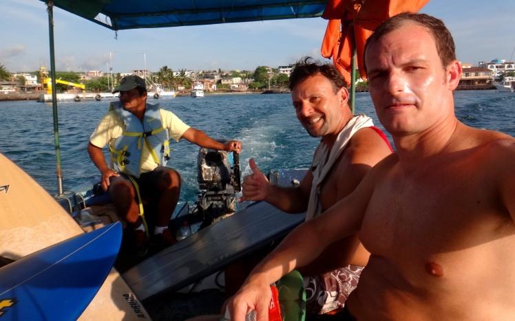 Boat-Trip Tongo-Canon